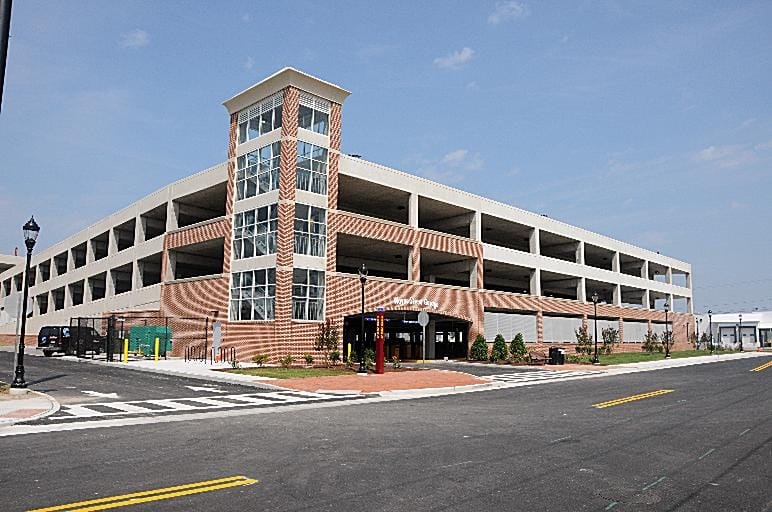 Salisbury University Parking Garage