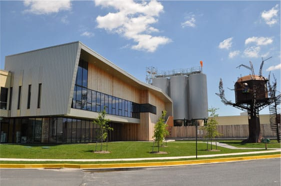 Dogfish Head Headquarters