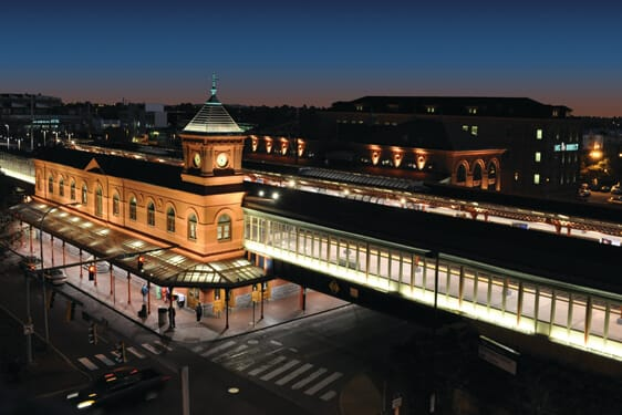 Amtrak Wilmington Station