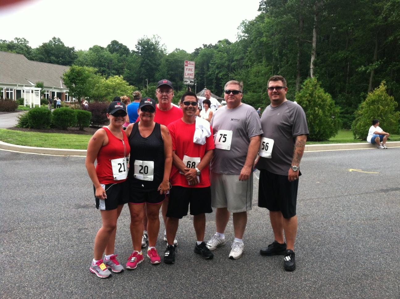 Delaware Hospice 5k a success