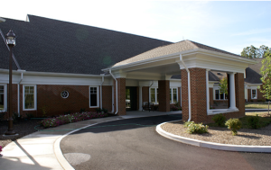 Hospice Building Pic