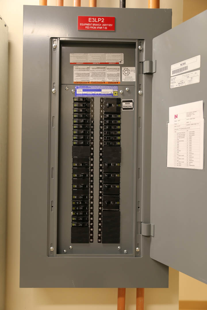 How does your electrical panel work?
