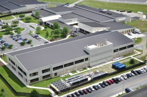 Dover Air Force Base Medical Examiner's Facility - Nickle Design-Build