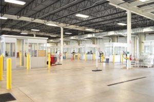 Delaware City DMV - Nickle Design-Build