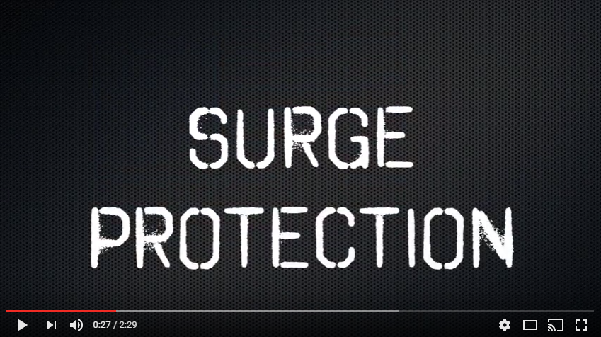 Surge Protection Video