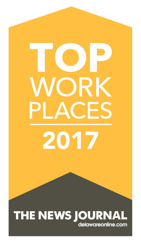 Nickle Electrical named a Top Workplace in Delaware