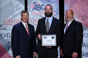 ABC Chesapeake STEP Award for Nickle Electrical